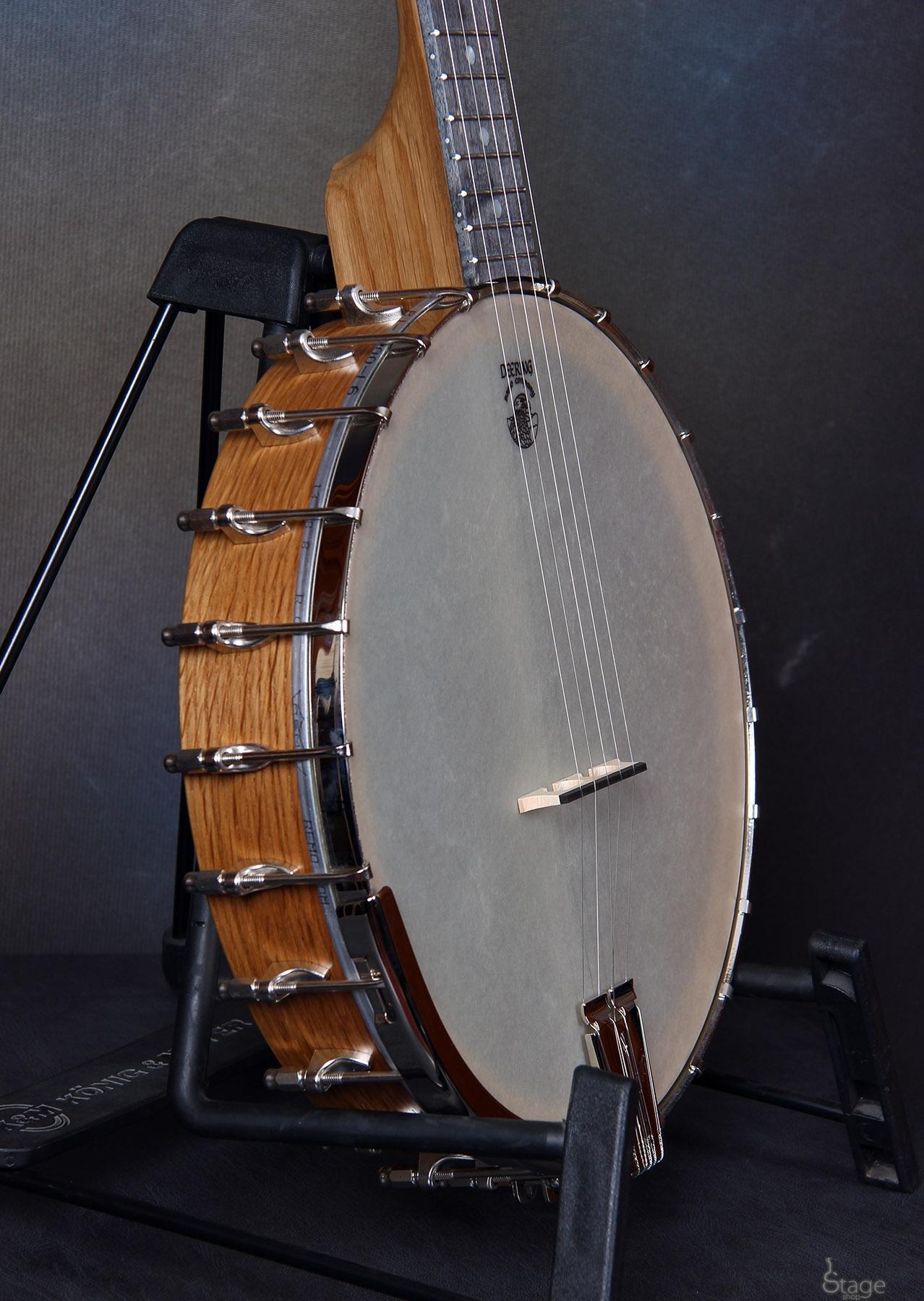 Vega White Oak Openback 12