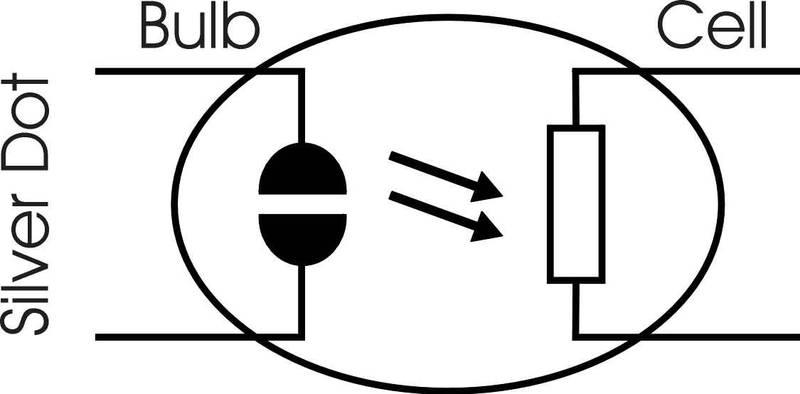 Vibrato Optocoupler for Fender Vibrato and Tremolo