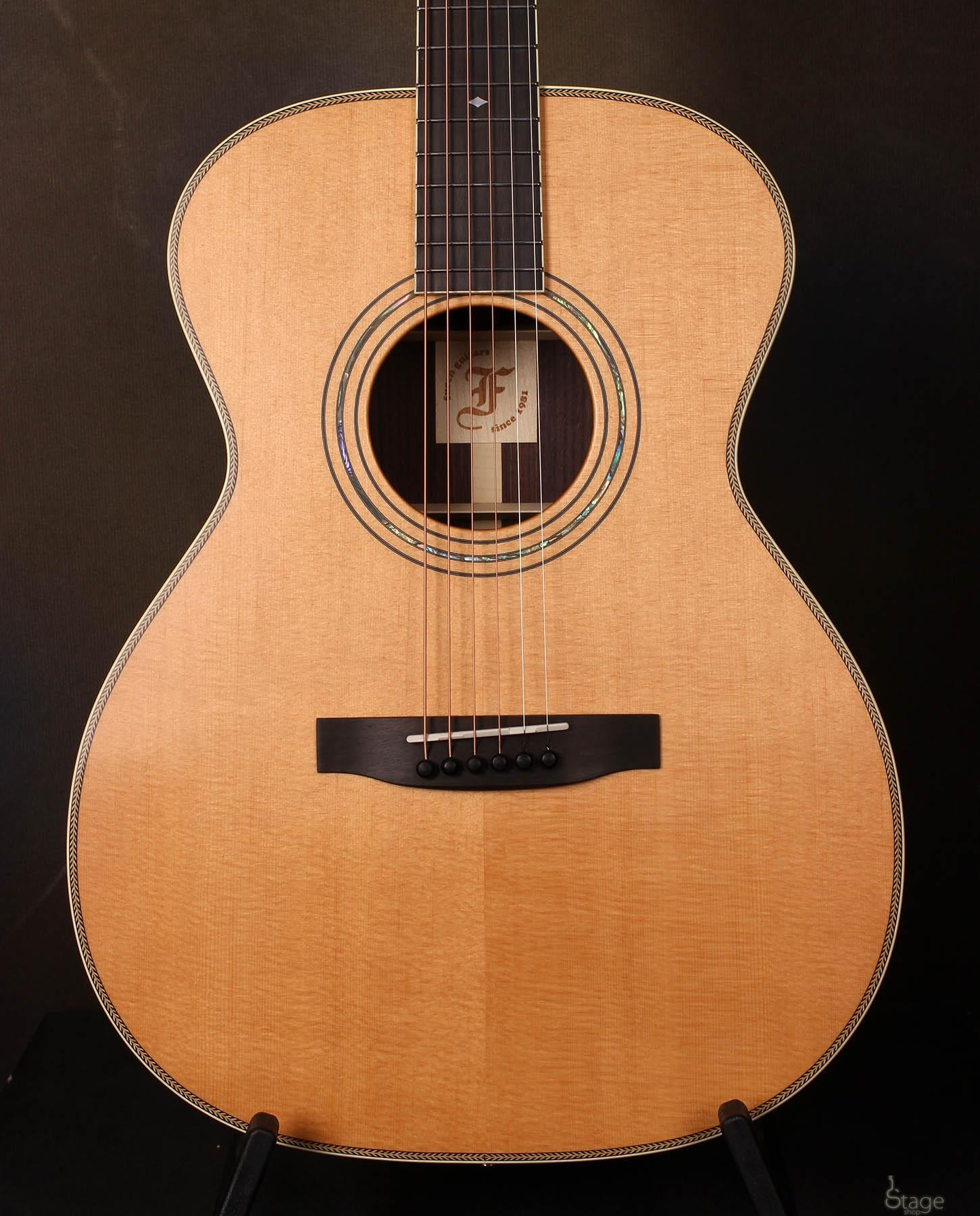 Furch OM34-SR CUSTOM SLOT 45mm NUT Acoustic Guitar