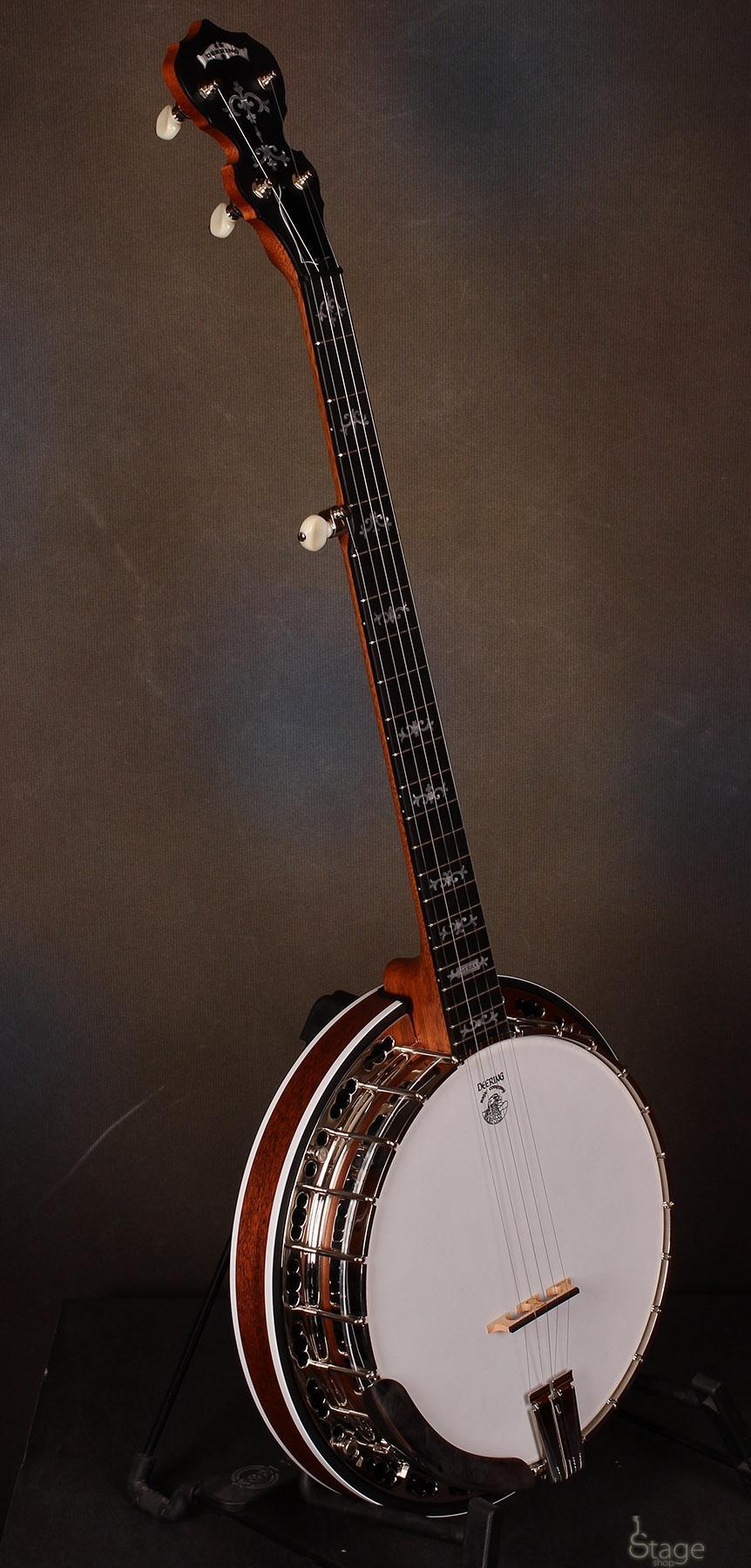 Deering Sierra 5 strings banjo | Stageshop